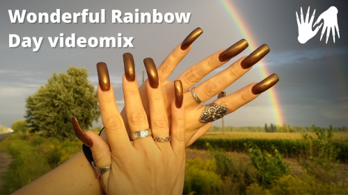 Wonderful Rainbow 🌈 Day videomix